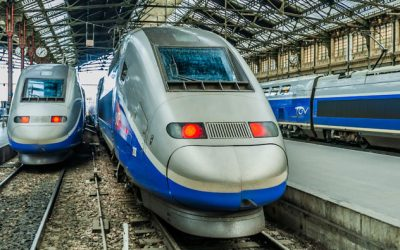 Traveling On The French Railway Network
