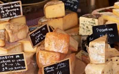 French Cheese – Five of the Best