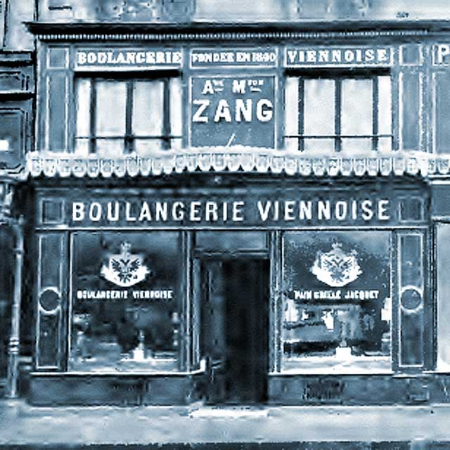 19th French Boulangerie